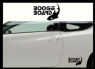 BOOGIE BOARD CAR BODY DECALS